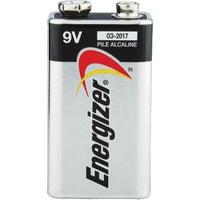 Energizer Max 9V Alkaline Battery, 522BP
