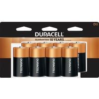 Duracell CopperTop D Alkaline Battery, MN13R8DWZ17