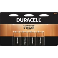 Duracell CopperTop 9V Alkaline Battery, MN16B4DW