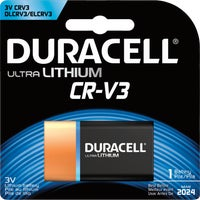 P & G/ Duracell CRV3 3V CAMERA BATTERY 27787