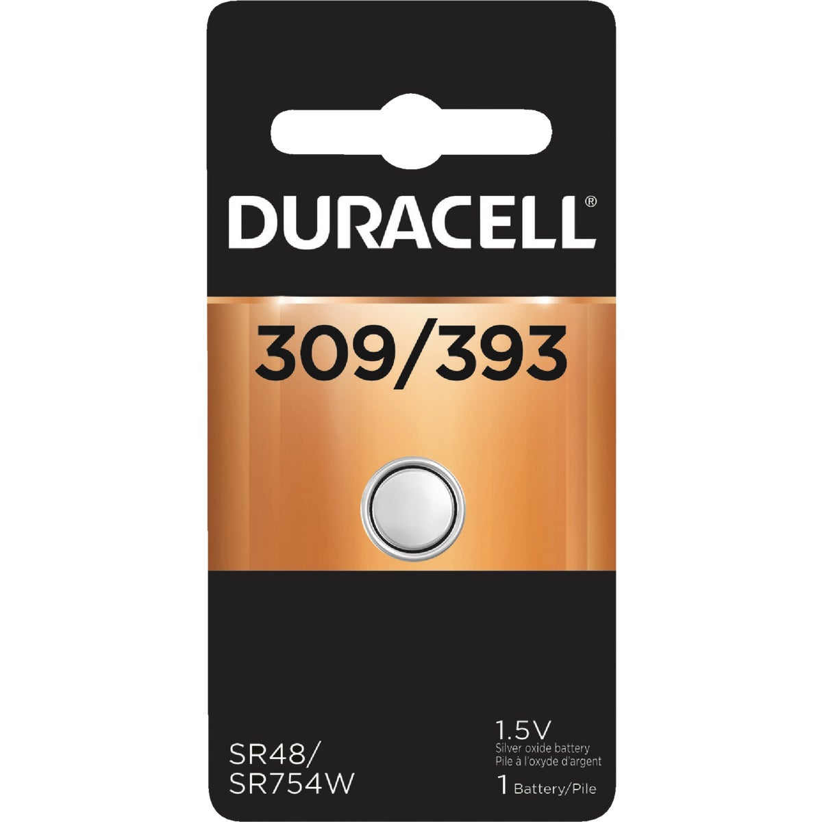 D309/393 1.5V WA BATTERY - 40287 by P & G  Duracell