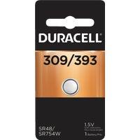 P & G/ Duracell D309/393 1.5V WA BATTERY 40287