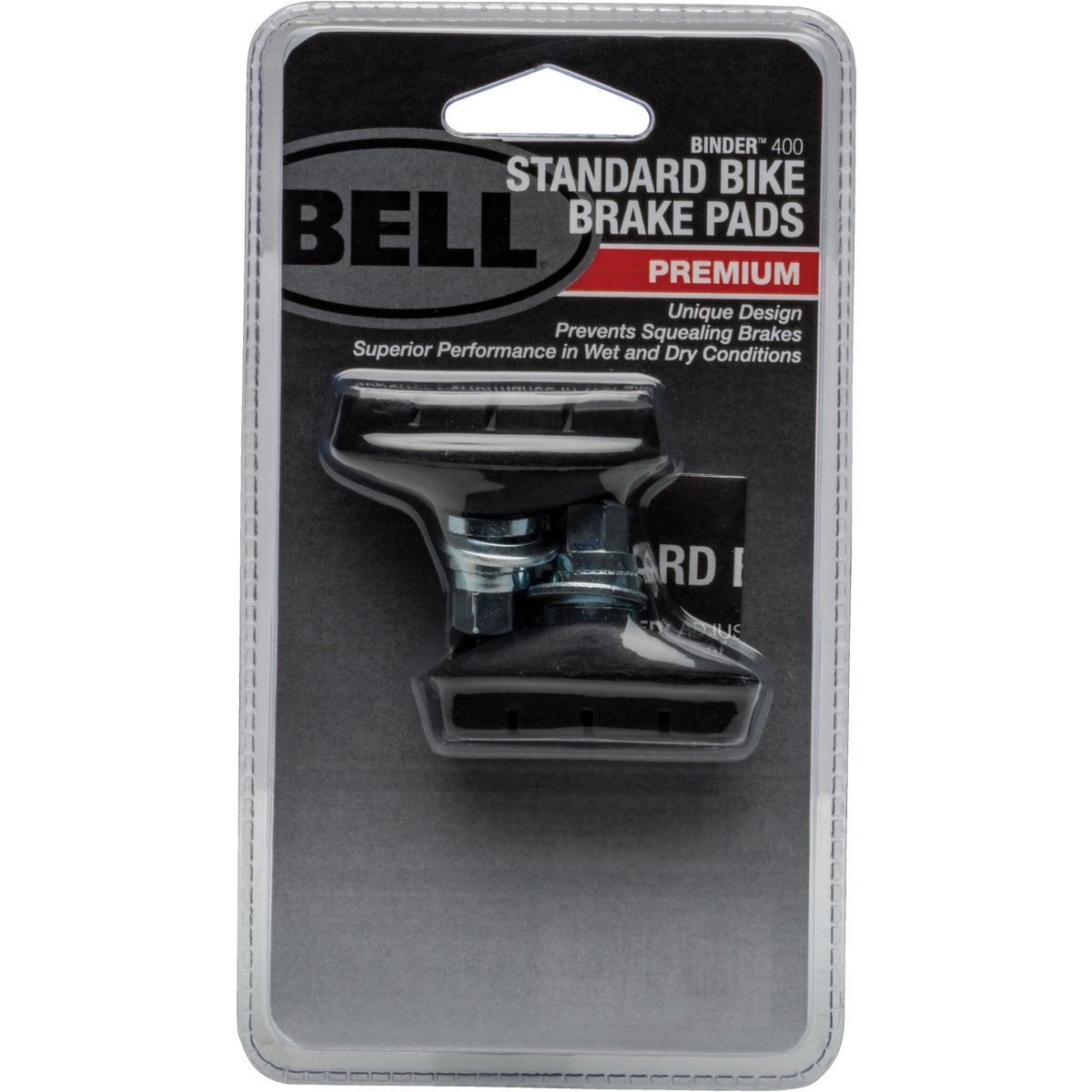 C STOP BRAKE PADS - 7015884 by Bell Sports