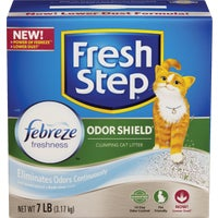 Clorox/Home Cleaning 7LB FRSH STEP CAT LITTER 30336