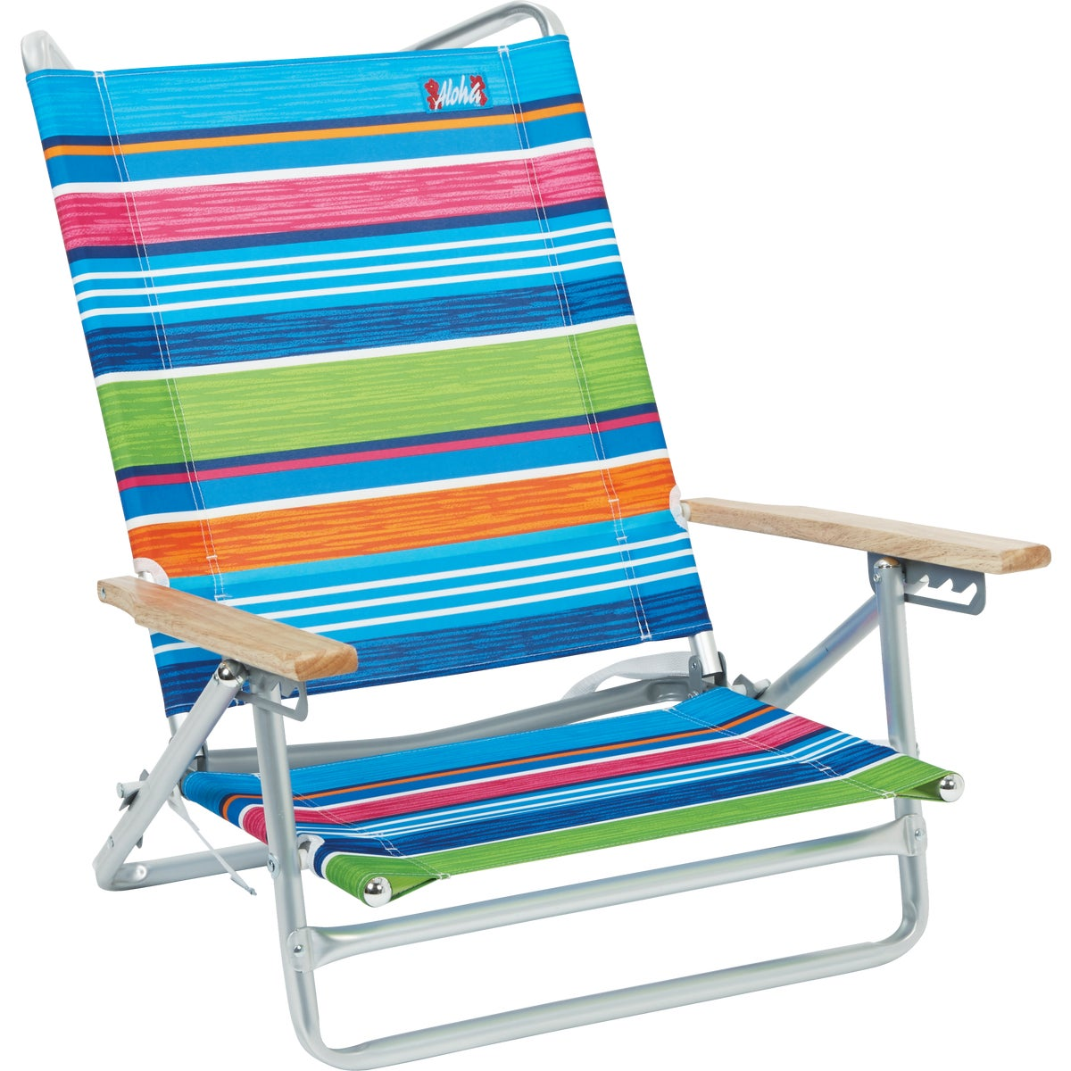 DELUXE BEACH CHAIR - SC590C-1305 by Rio Brands  Ningbo1