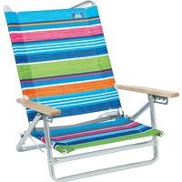 Rio Brands-Chairs 5-POS ALUM BEACH CHAIR SC590C-1012