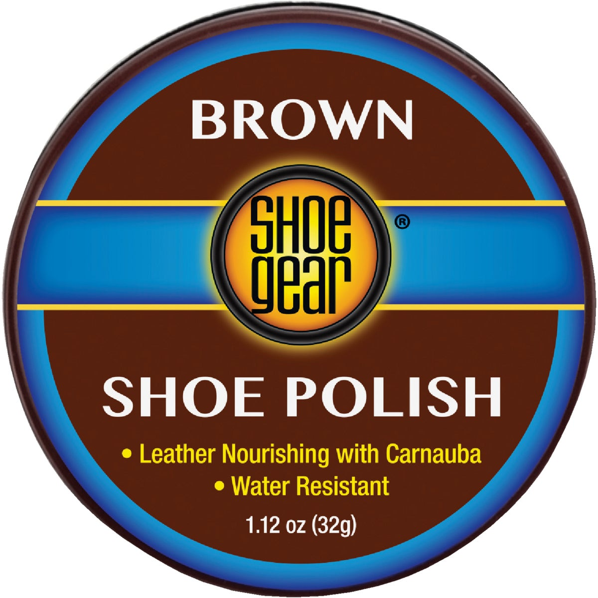 BROWN SHOE POLISH - 10113 by Sc Johnson