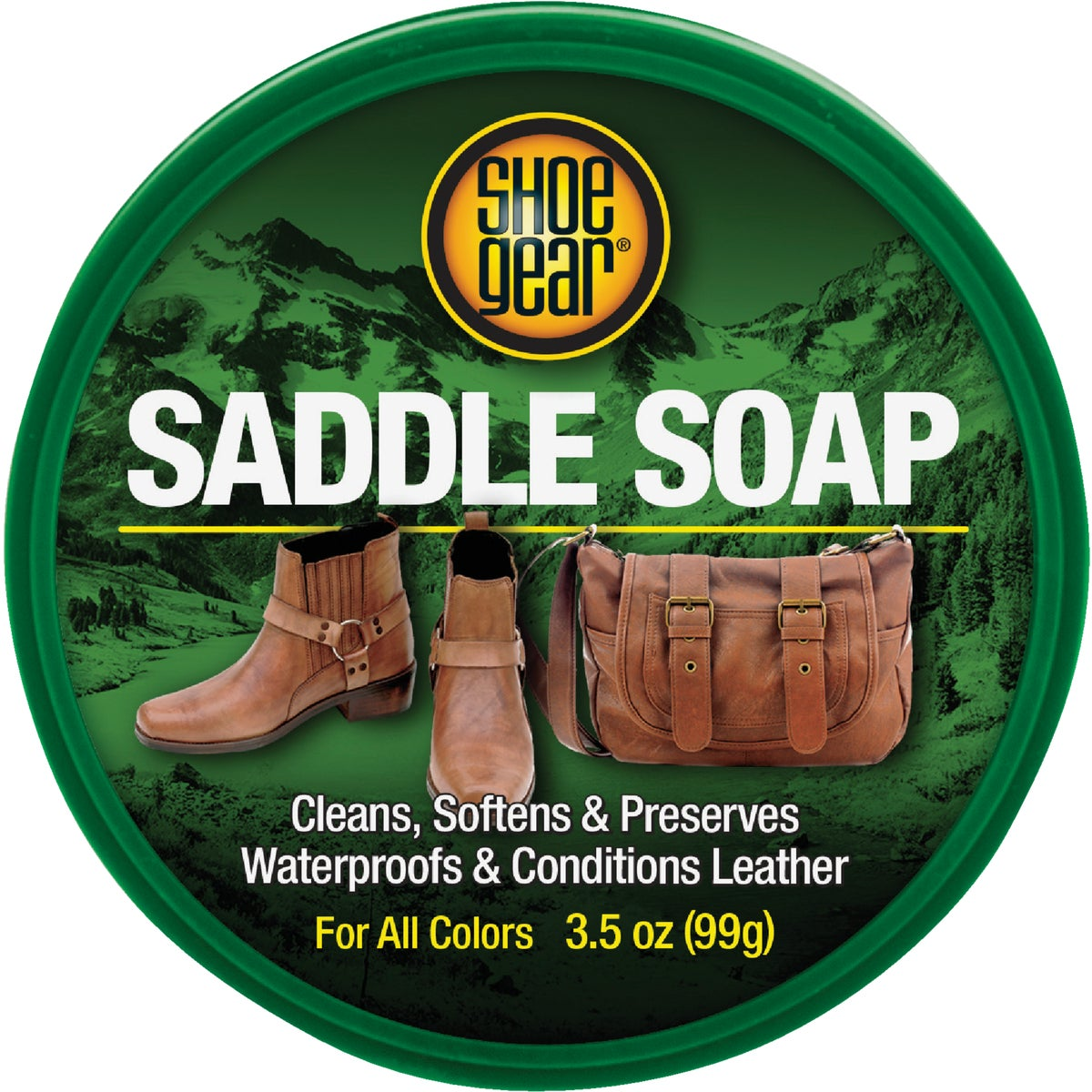 SADDLE SOAP PASTE