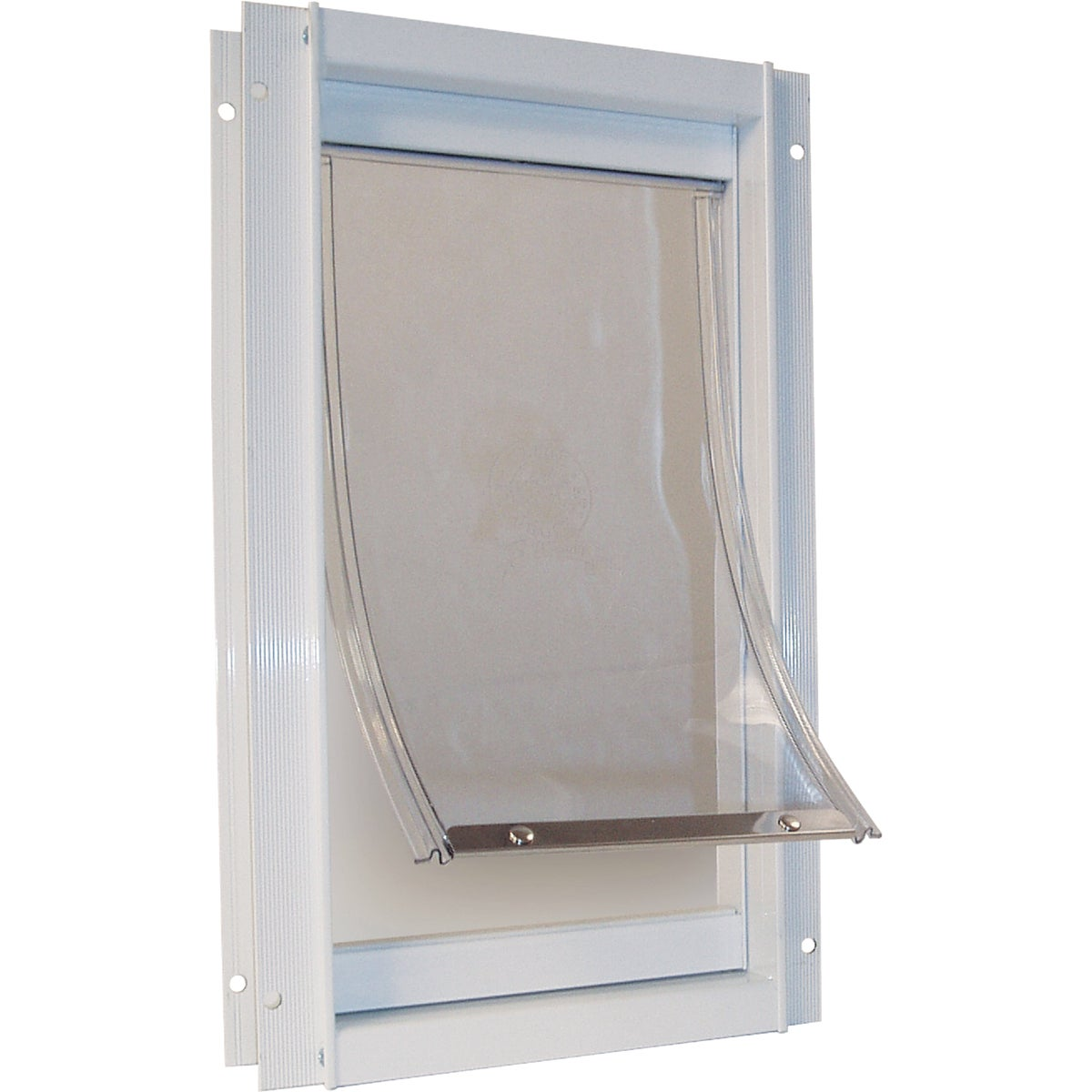 SUPER LRG ALUM PET DOOR - DDSLW by Ideal Pet Products