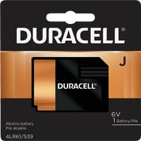 P & G/ Duracell 7K67 6V HOME MED BATTERY 28787