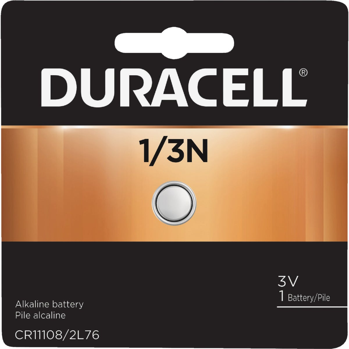 DL1/3 3V PHOTO BATTERY - 29987 by P & G  Duracell