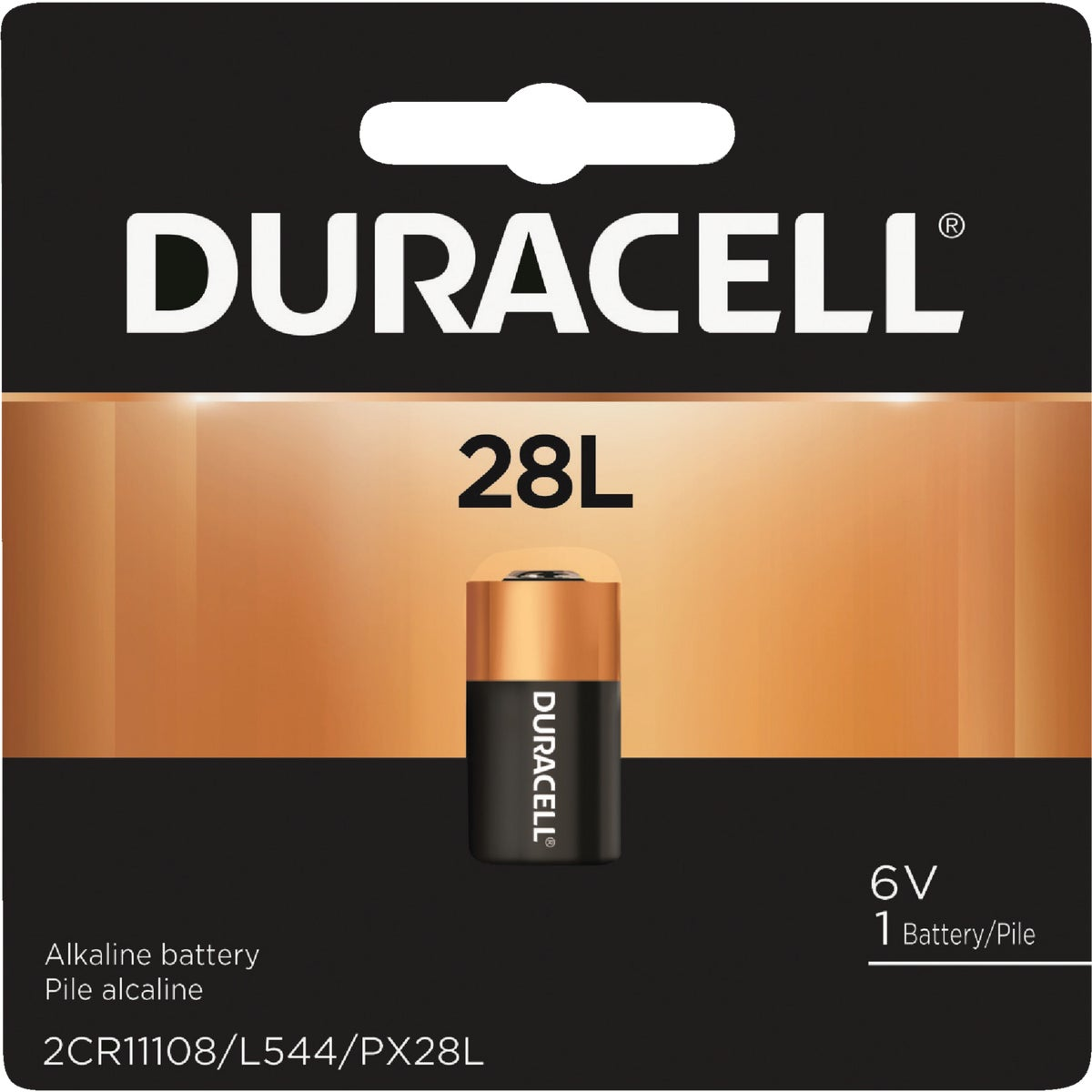 PX28L 6V PHOTO BATTERY - 28987 by P & G  Duracell