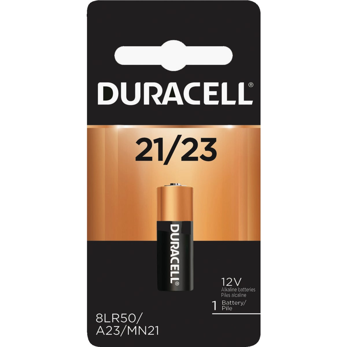 MN21 12V SECUR BATTERY - 29587 by P & G  Duracell