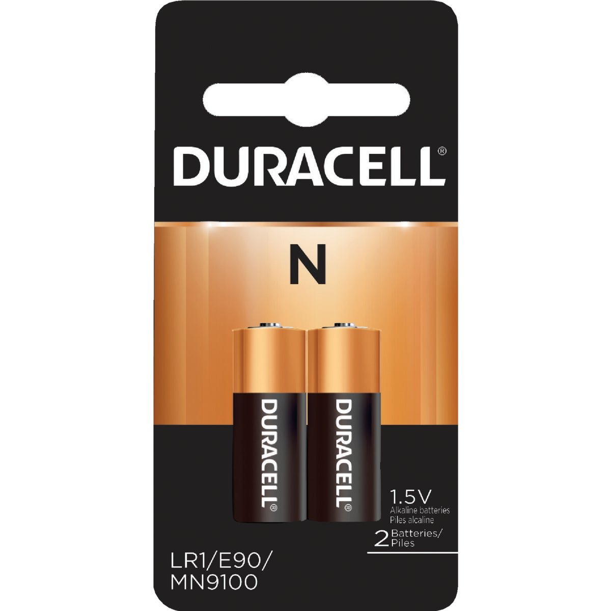 MN9100 1.5V MED BATTERY - 28587 by P & G  Duracell