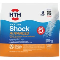 Arch Chemicals, Inc. 5X1LB SUPER SHOCK 51424