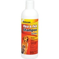 Enforcer Prod. FLEA/TICK PET SHAMPOO PS16