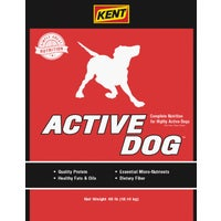 Kent Feeds 40LB ACTIVE DOG FOOD 7888
