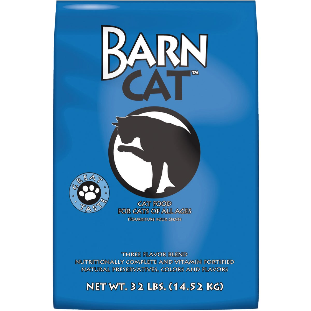 32LB BARN CAT FOOD