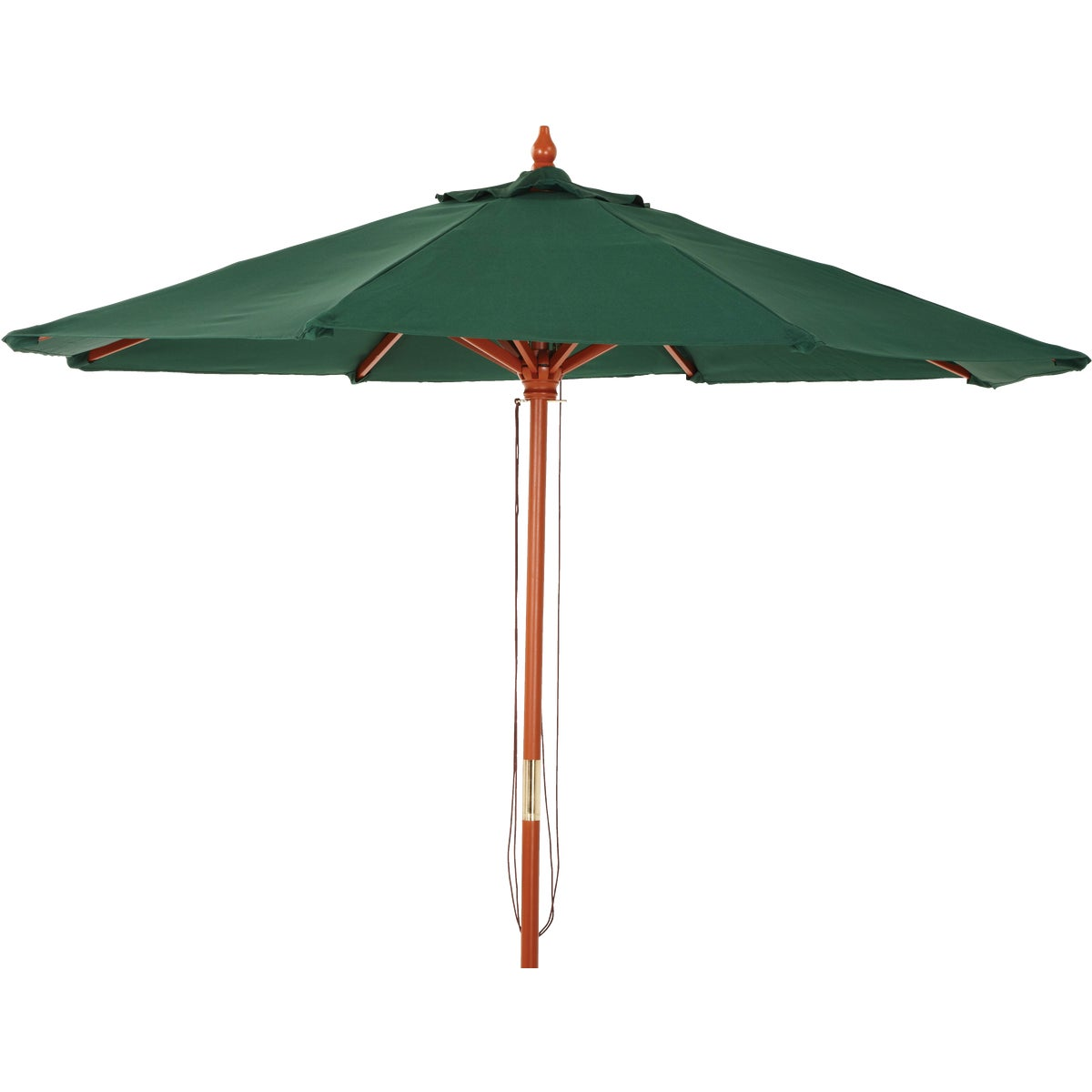 7.5' MARKET GRN UMBRELLA - TJWU-003A-230-GRN by Do it Best