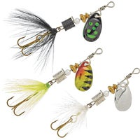 South Bend Sporting Goods 1/8OZ TROPHY PAK LURES CPK-1