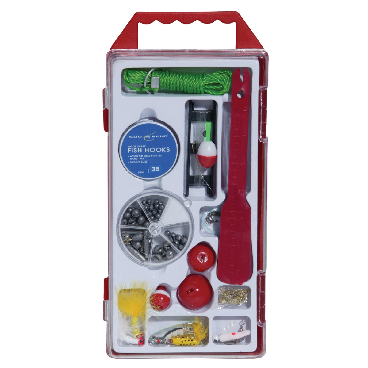 South Bend Sporting Goods DELUXE TACKLE KIT KIT-90