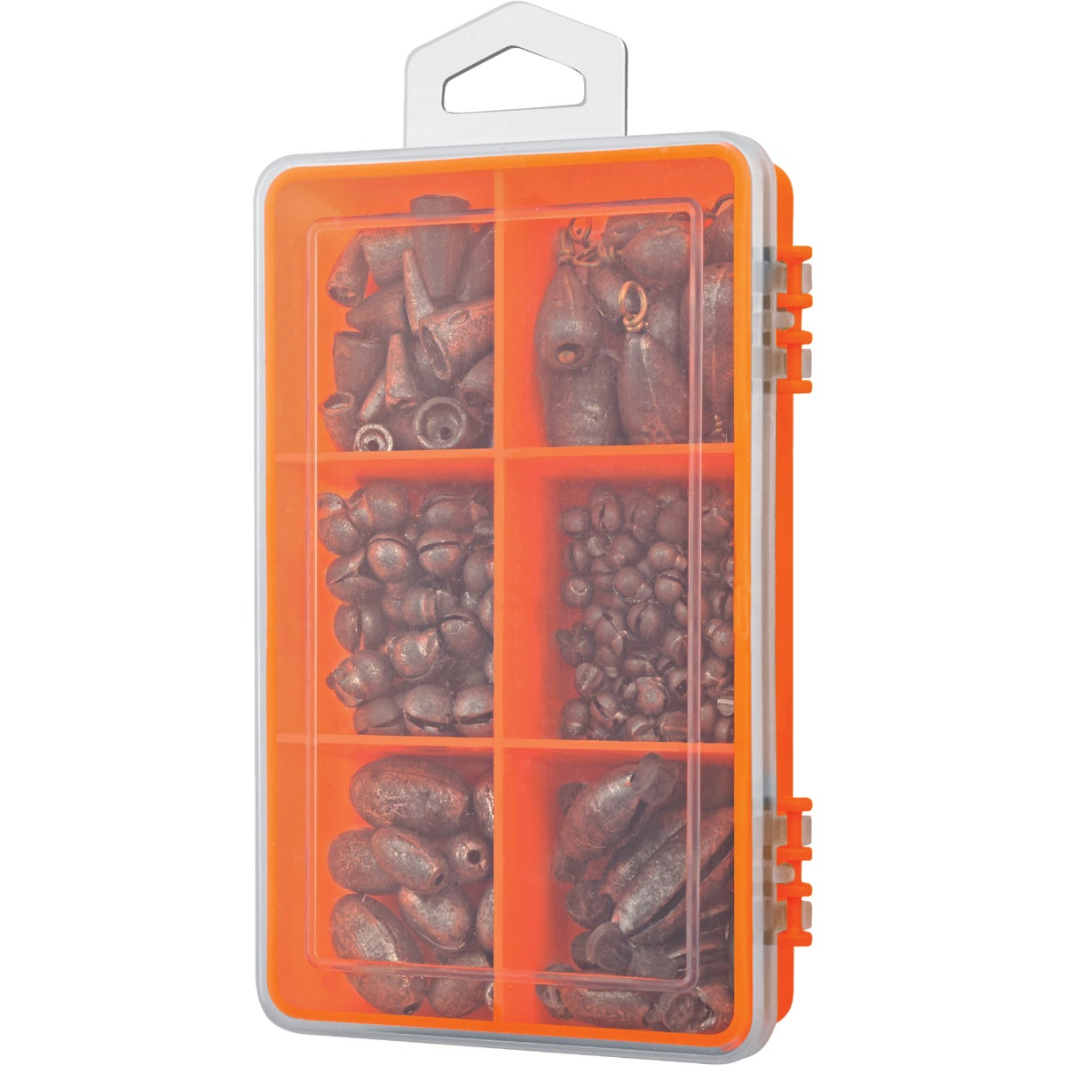 160PC VALUE PACK SINKERS