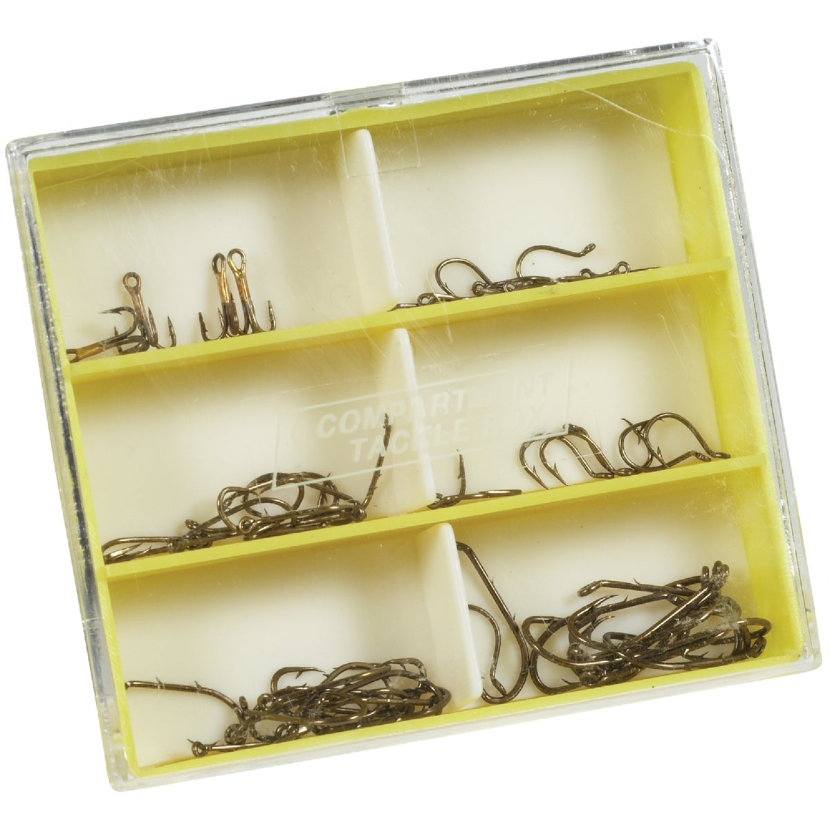 South Bend Sporting Goods 59PC ASTD TROUT HOOKS THA-1