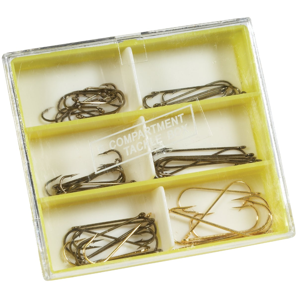 ASSORTED PAN FISH HOOKS