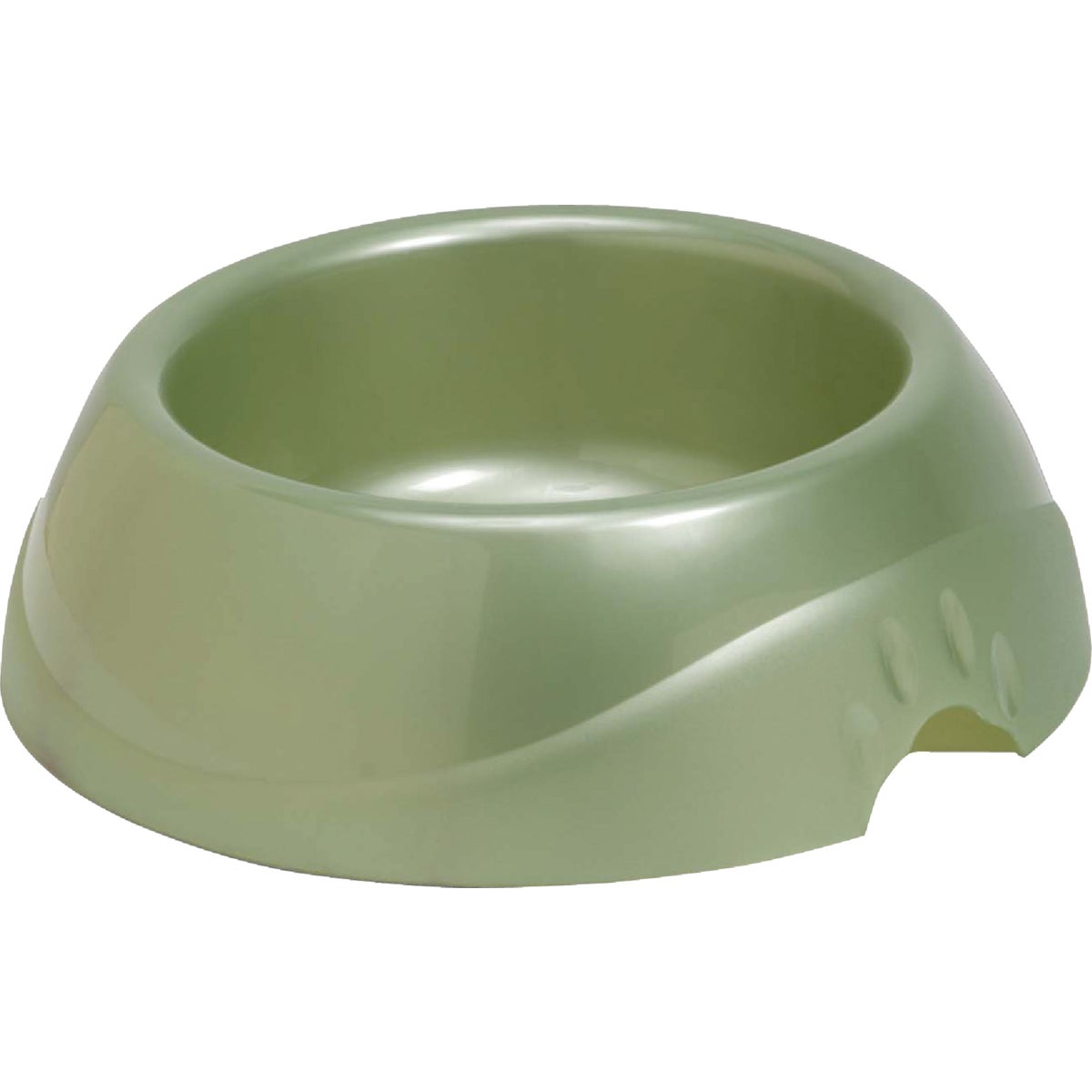 LARGE DESIGNER PET DISH - 23079 by Petmate Doskocil