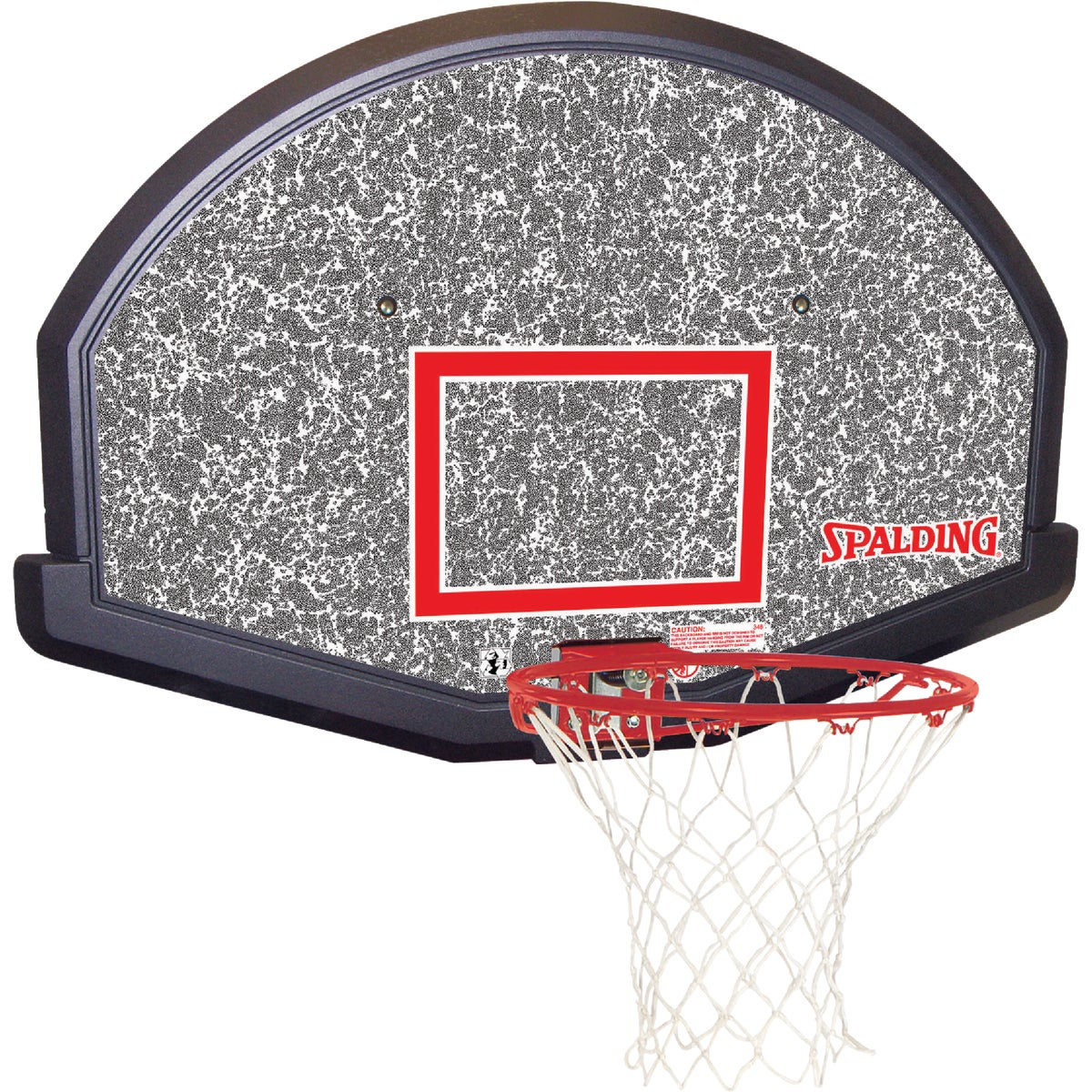 "48"" BACKBOARD & GOAL - 80348 by Huffy Sports"