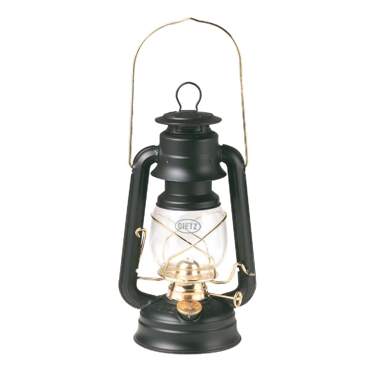 "BLK 10"" CENT LANTERN - 210-76000 by 21st Century Inc"