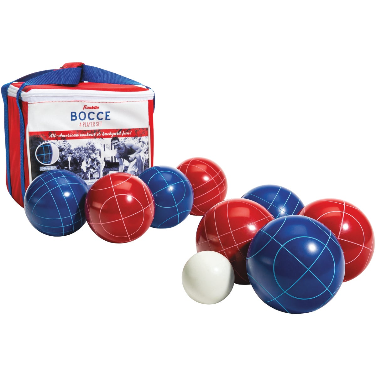 BOCCE BALL SET - 50102 by Franklin Sports