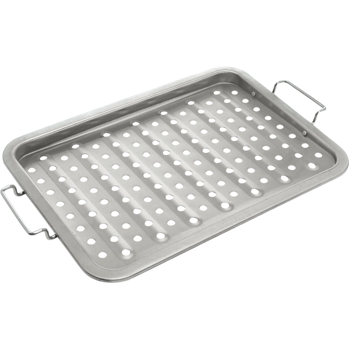 SS GRILL TOPPER