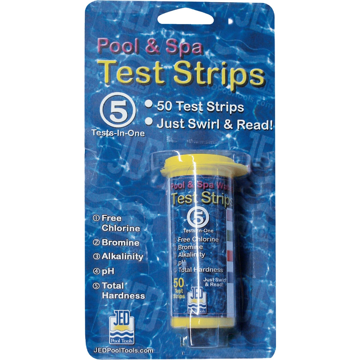 50CT TEST STRIPS - 00-490 by Jed Pool
