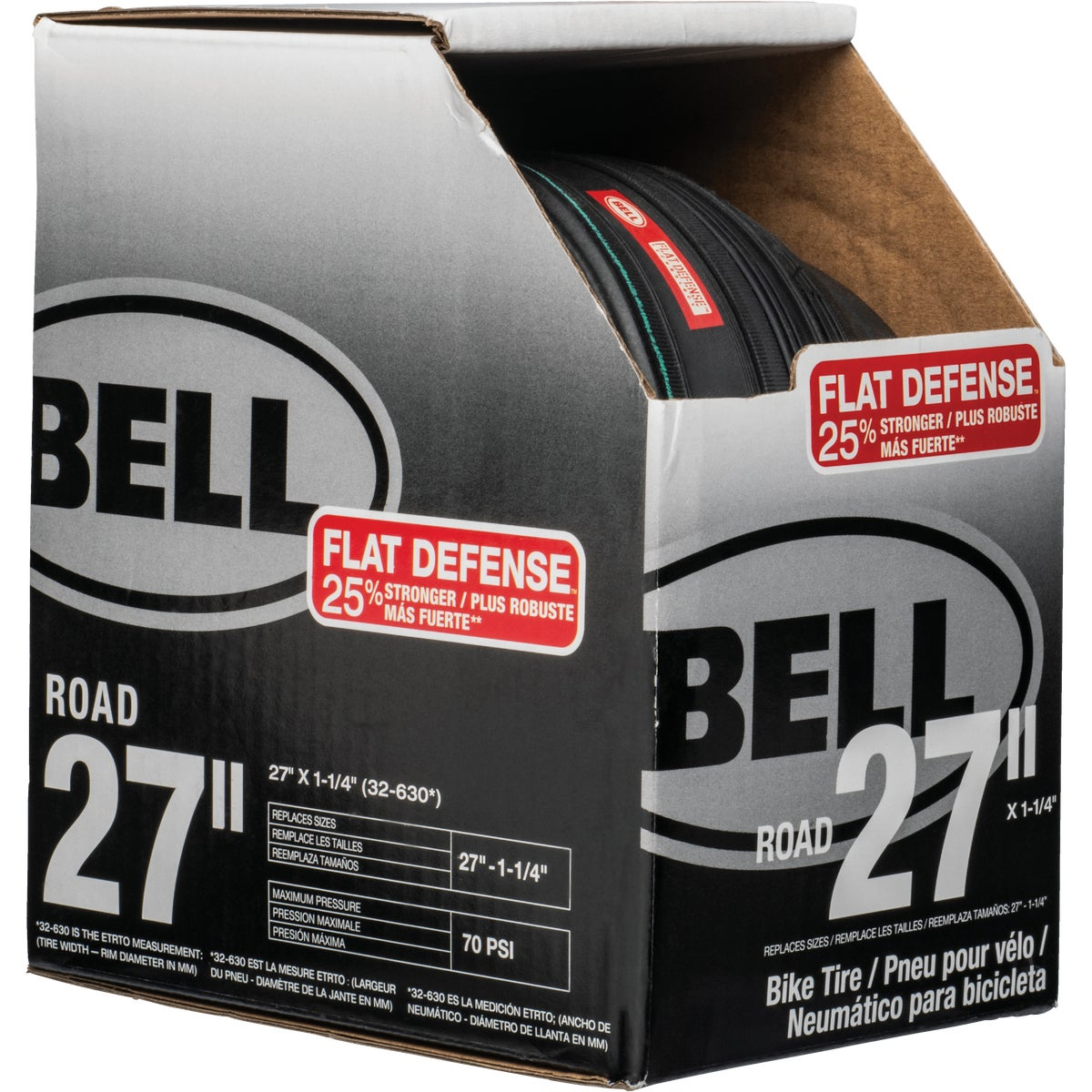 "27"" BIKE ROAD TIRE - 7014731 by Bell Sports"