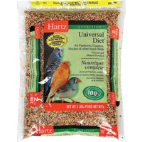 Hartz Mountain 2LB SMALL BIRD FOOD 3270097754