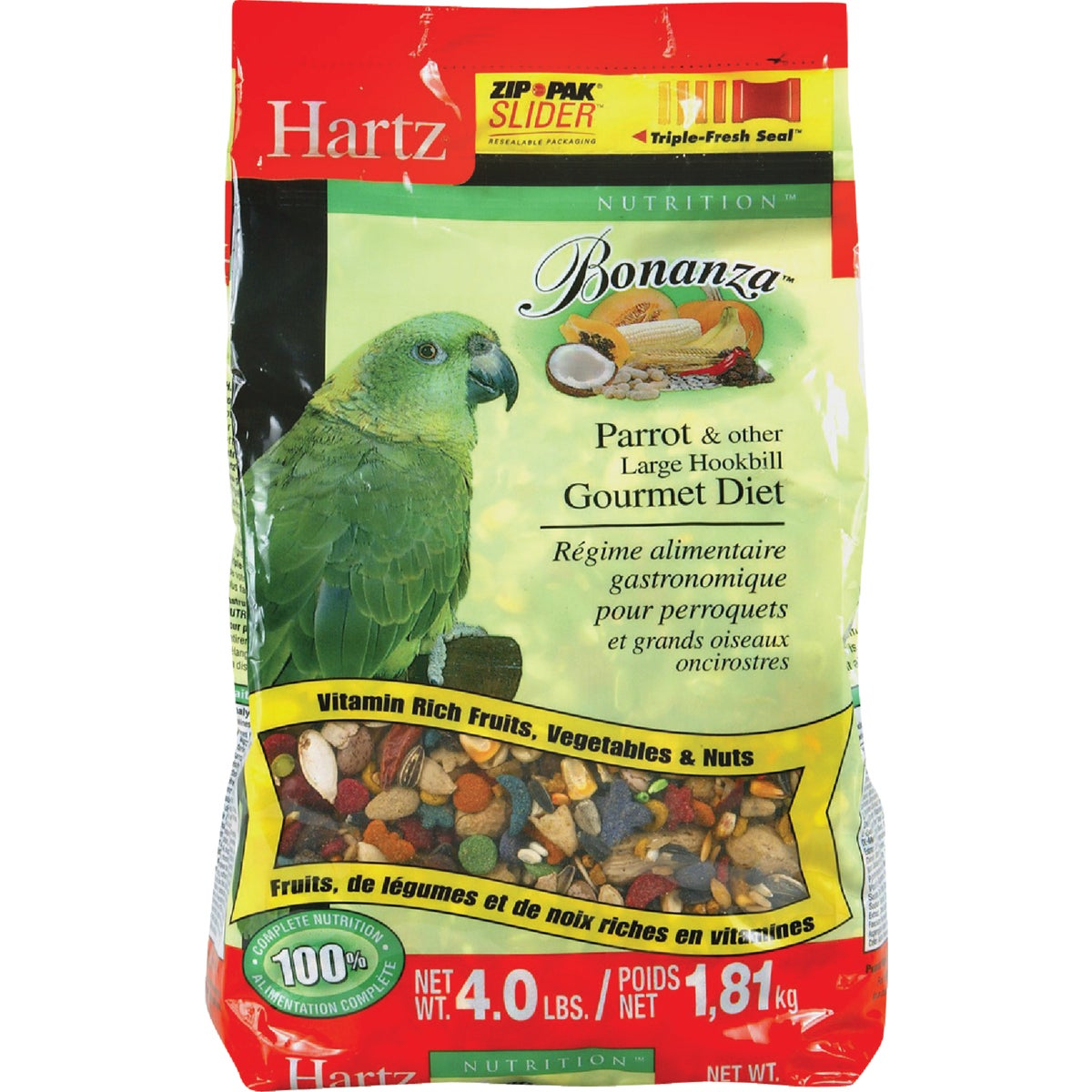 4LB PARROT FOOD - 3270097619 by Hartz Mountain Corp