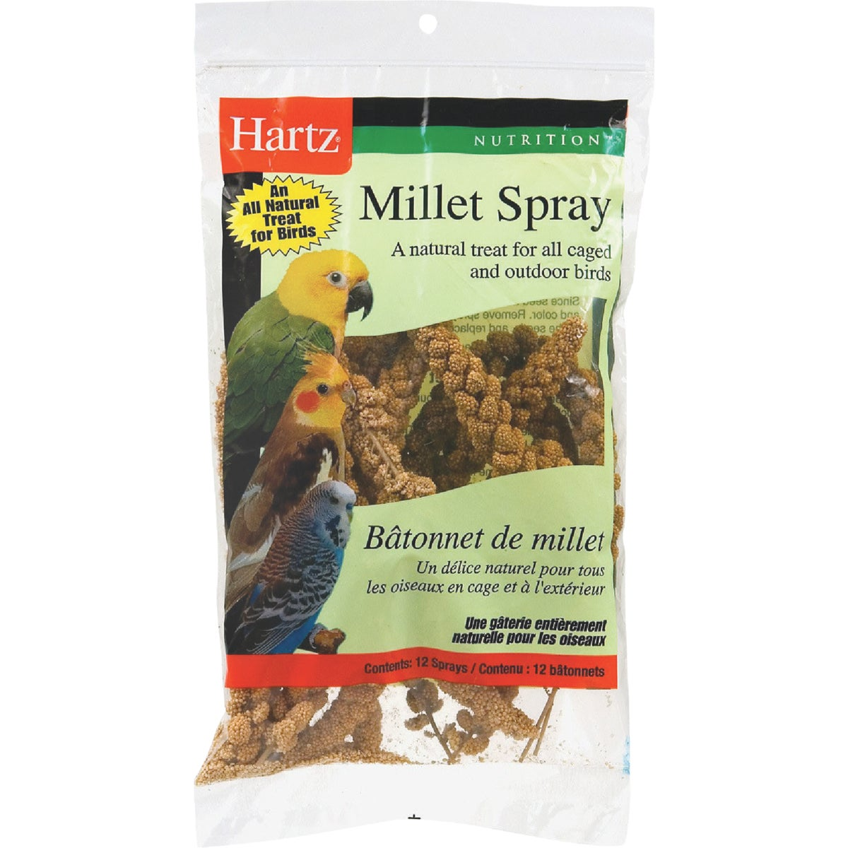 MILLET SPRAY - 3270097605 by Hartz Mountain Corp