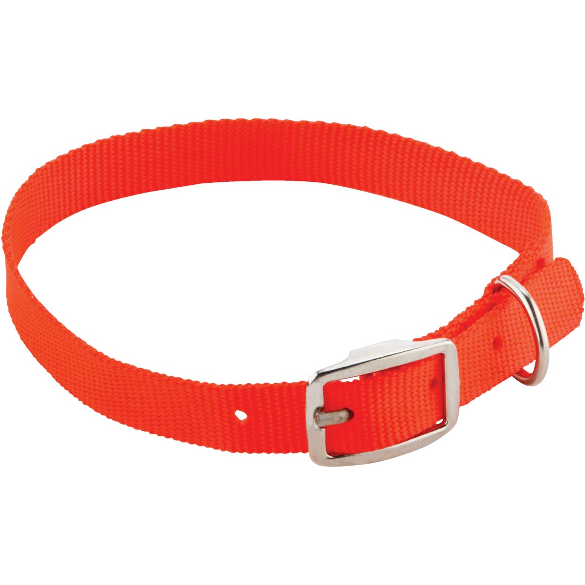 "24"" ORANGE NYLON COLLAR"
