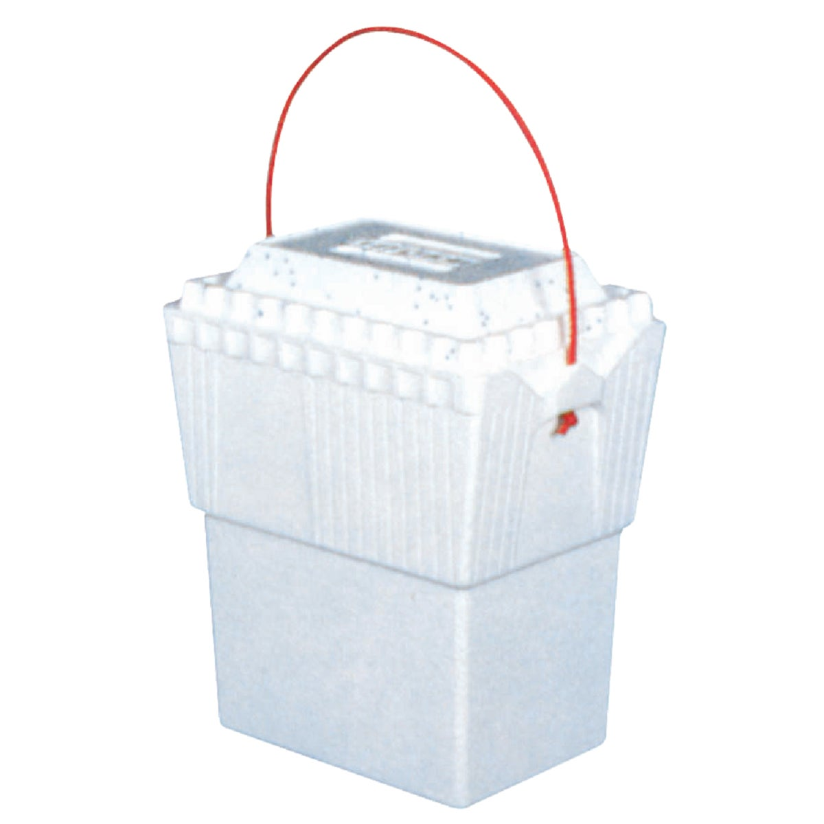 6PK DOUBLE FOAM COOLER