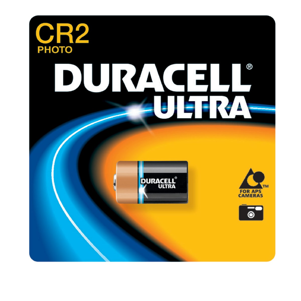 CR2 3V PHOTO BATTERY - 16515 by P & G  Duracell