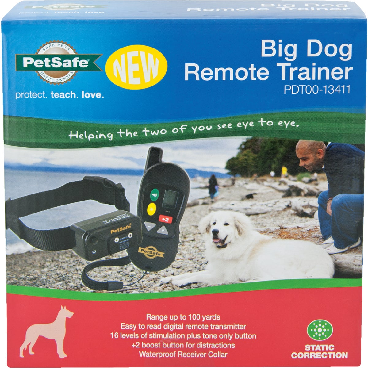 BIG DOG REMOTE TRAINER