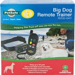 Big Remote Dog Trainer