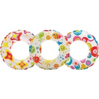 Intex Recreation LIVELY PRINT SWIM RINGS 59230EP