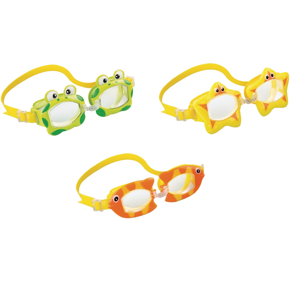 FUN GOGGLES - 55603 by Intex Recreation