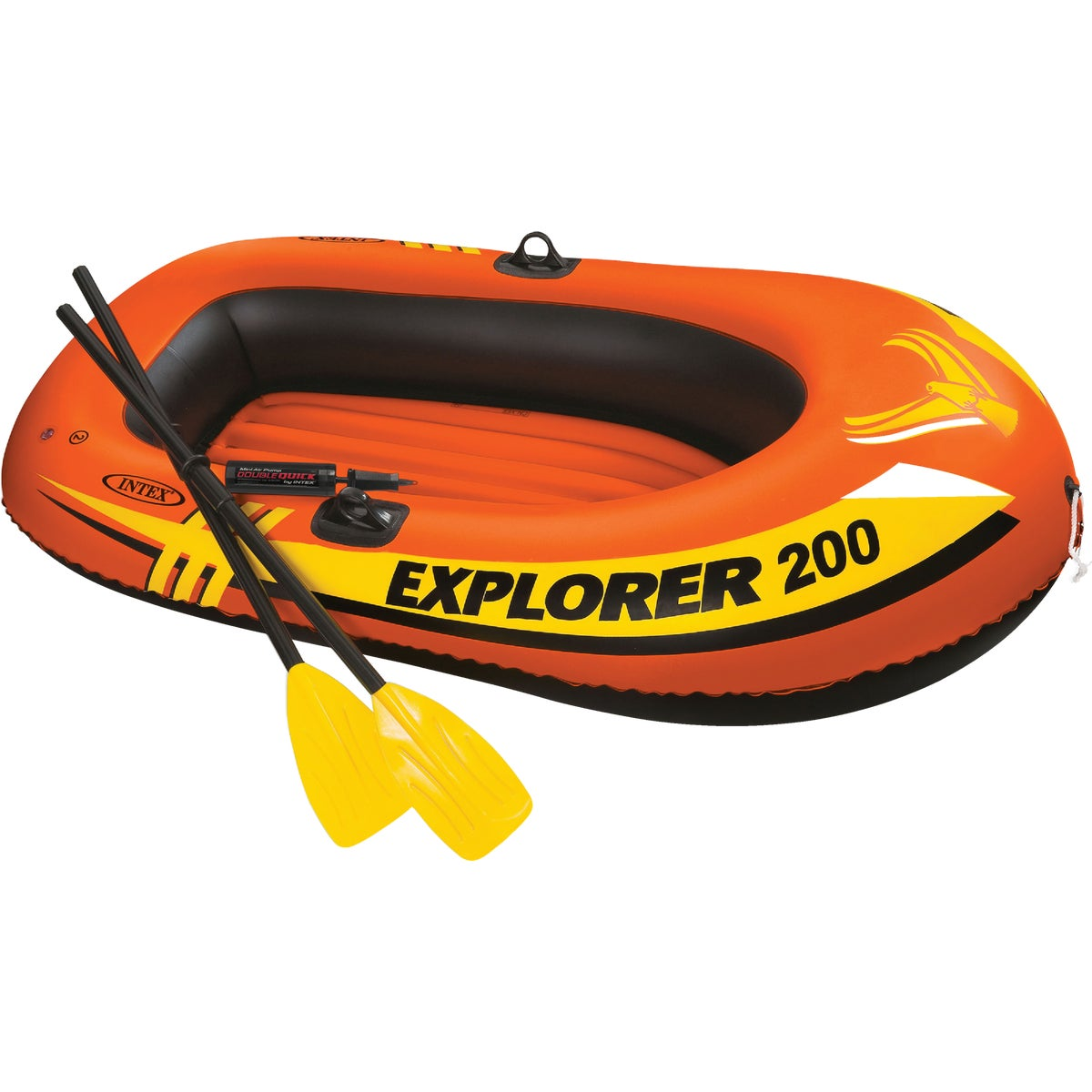 2-PERSON EXPLORER BOAT