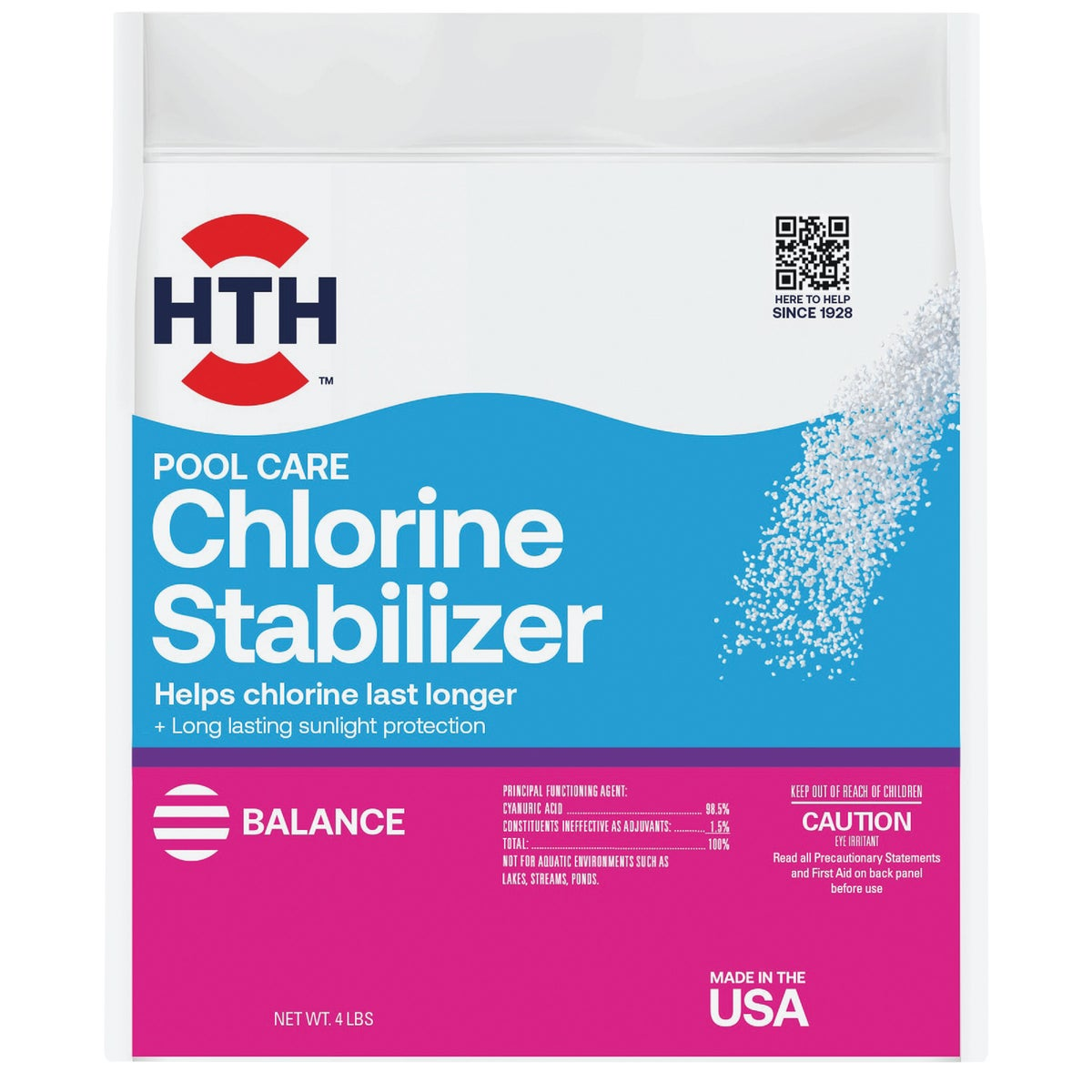 4LB HTH STABILIZER - 61316 by Lonza