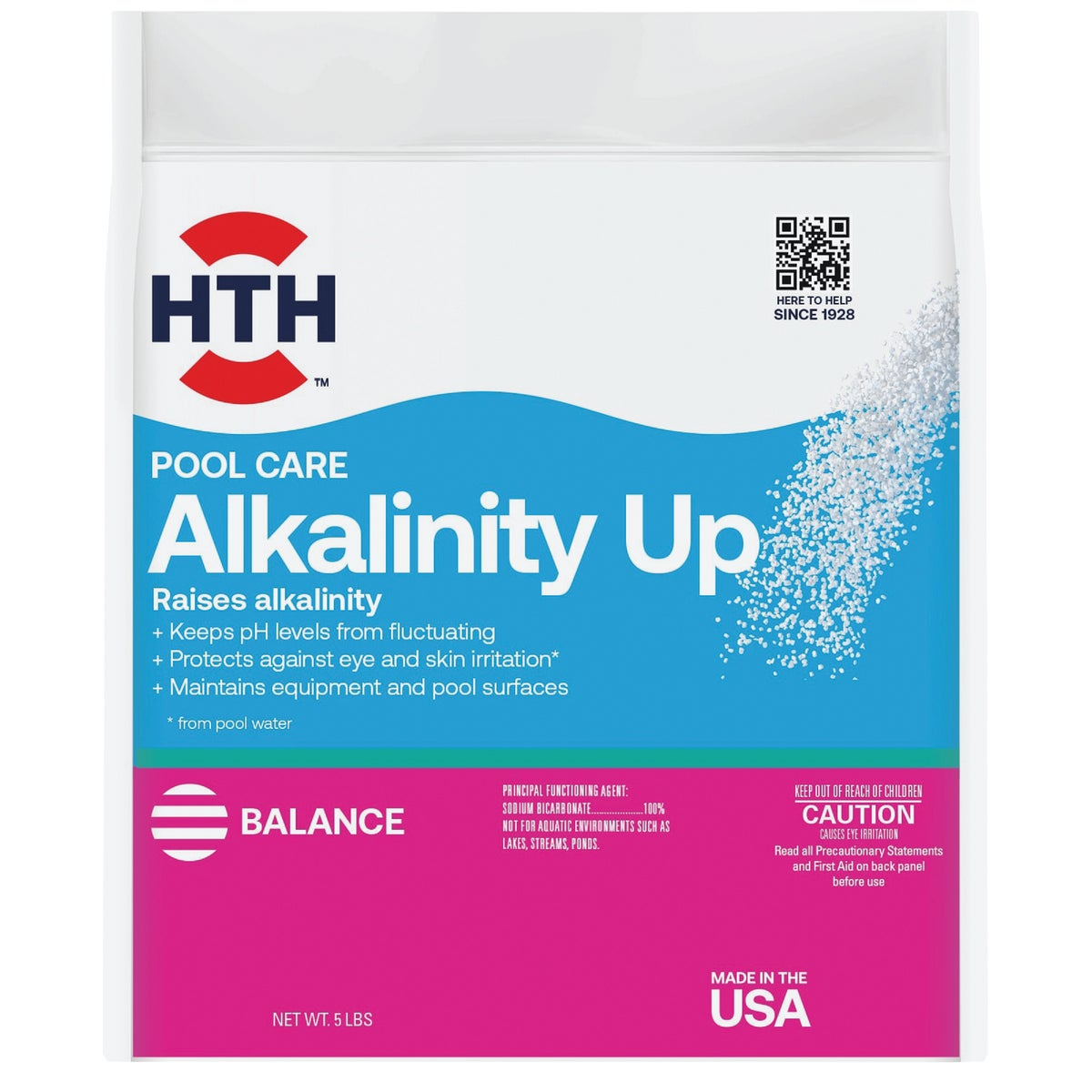 ALKALINITY PLUS