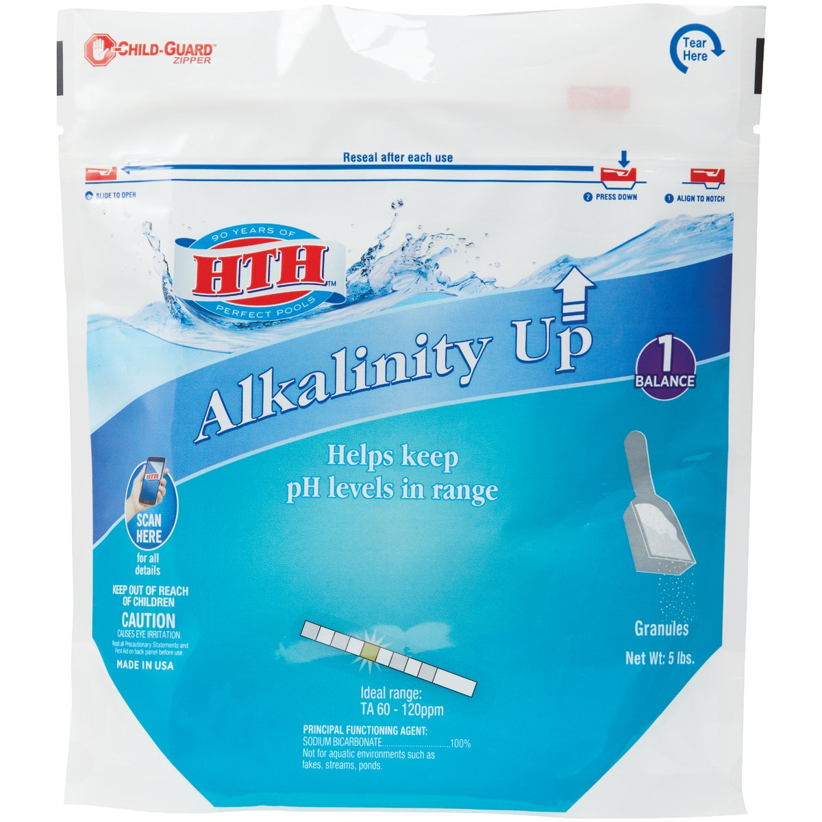 ALKALINITY PLUS - 61315 by Lonza