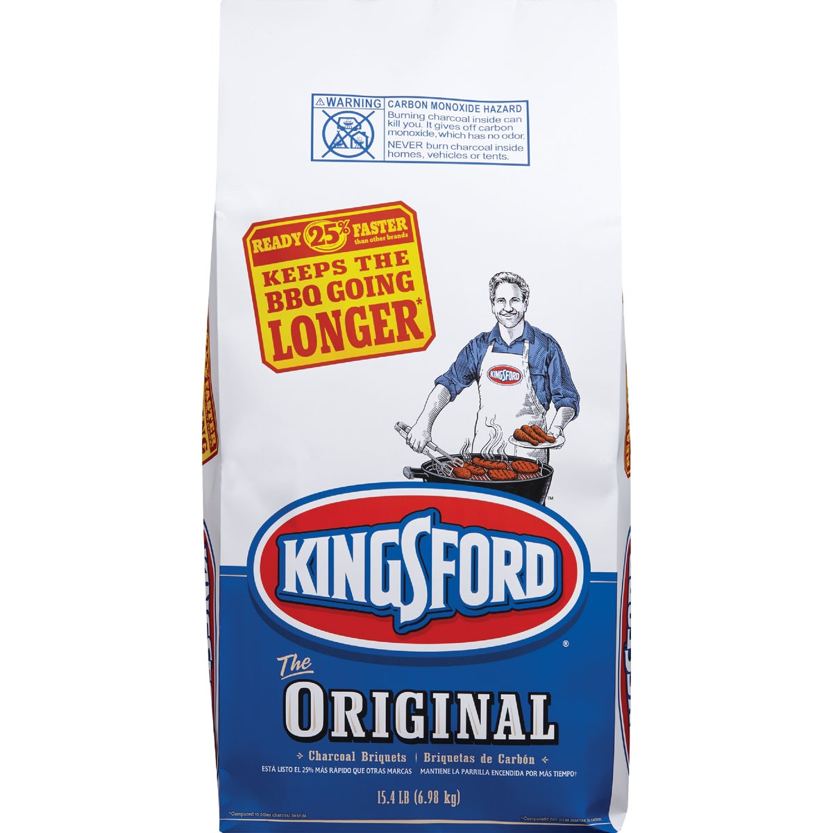 16.6LB KINGSFRD CHARCOAL - 30451 by Clorox/ Kingsford